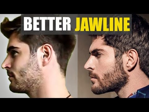 Beard styles - 3 Facial Hair Styles for a Strong Jawline