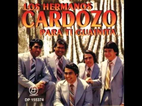 los hermanos cardozo - vivo con mi dolor.mp4