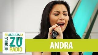 ANDRA - Tribut pentru Laura Stoica, Malina Olinescu si Madalina Manole (Live la Radio ZU) Video