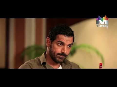 "John Abraham Reveals ""Madras Cafe"",  A Political-Action-Thriller! Exclusive only on MTunes HD"
