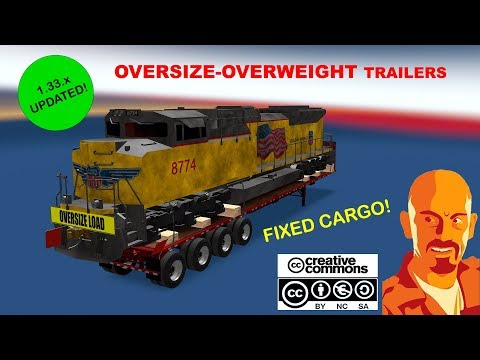 OVERSIZE-OVERWEIGHT TRAILERS U.S.A. 1.32.x