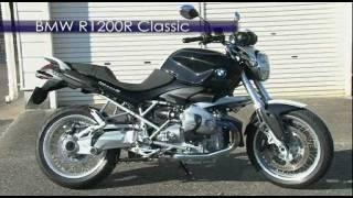 9. BMW R1200R Classic