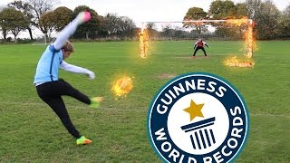 Video *NEW* WORLD RECORD!! FOOTBALL CHALLENGES MP3, 3GP, MP4, WEBM, AVI, FLV September 2017