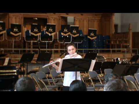 Swedish Concert - Flute Soloist (May Serenade 2017)