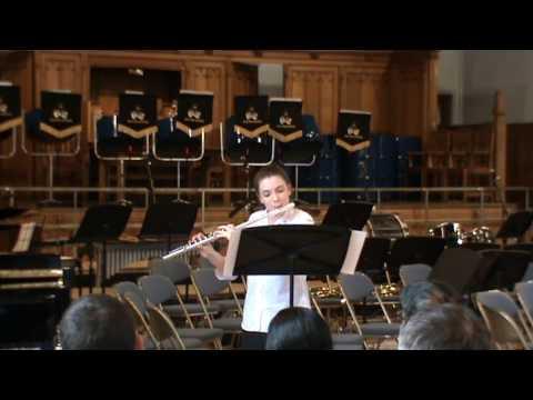 Swedish Concert - Flute Soloist (May Serenade 2017)