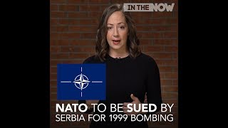 "Let's be real though, the North Atlantic Treaty Organisation has already gotten away with murder. Hundreds of civilians were killed when NATO attacked the former Yugoslavia with no UN mandate – that was illegal. They were interfering in a conflict between Serbs and Albanians in Kosovo. It was all to get rid of a ""bad guy"" and had nothing to do with a geopolitic strategy to surround Russia by sweeping more members states up close to the former Soviet Union (sarcasm). Half of the republics that made up Yugoslavia are now NATO — not to mention the Baltic and most former Soviet States! Those behind this lawsuit claim NATO used up to 15 tons of depleted uranium in 1999 which caused a major environmental disaster. The team includes lawyers from the EU, Russia, China, and India. According to them, ""33,000 people annually get sick in Serbia and that's one child every day."" In a NATO report from 2000 it's confirmed they used DU ammunitions in Iraq and the Balkans. They do kinda blame it on American and British troops, though. But they do point out those who didn't know about contamination could have suffered from radiation doses that exceed recognized norms. The lawsuit is in the bag you might think. But no, it's not. Its been 19 years. And legally speaking, it's going to be extremely difficult to prove direct guilt. Plus, when was the last time America – or NATO – ever brought to justice?"