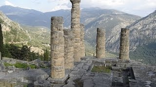 Delphi Greece  city images : Ancient Greece Delphi & the Oracle of Apollo