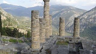 Delphi Greece  City new picture : Ancient Greece Delphi & the Oracle of Apollo
