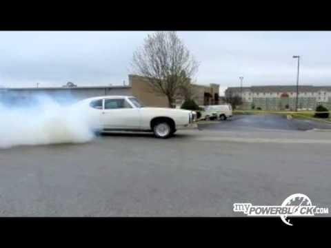 myPowerBlock: Pontiac Tempest Burnout