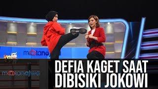 Video Mata Najwa Part 3 - Cerita Para Juara: Defia Kaget Saat Dibisiki Jokowi MP3, 3GP, MP4, WEBM, AVI, FLV Juni 2019