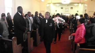 Memories Funeral Home Homegoing Celebration of Jestine Davis