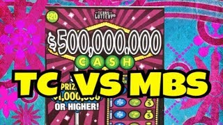 Welcome to Round #11 of Thursday Throw Down Show Down vs Millionaire Book Scratcher. Will I find a big win? Stay tuned. Check out Millionaire Book Scratcher:...