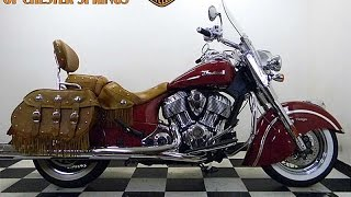 10. 2014 Indian Chief Vintage FOR SALE