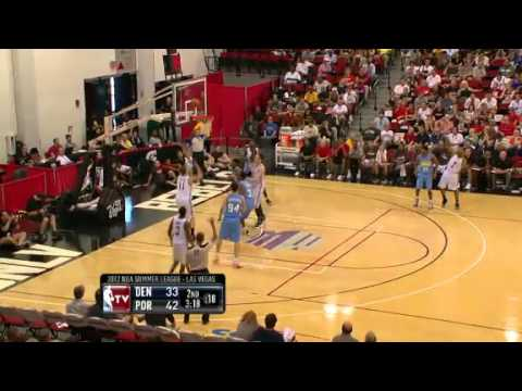 Summer League: Blazers 95 – Nuggets 82