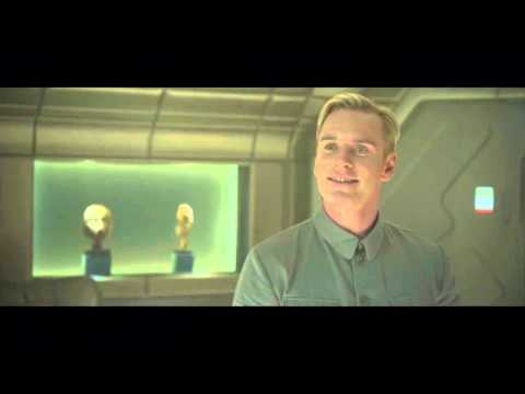 A funny blooper from Prometheus
