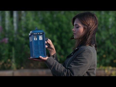The TARDIS Shrinks   Flatline   Doctor Who   BBC