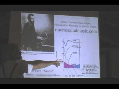 Dan Winter Melbourne 2011- Plasma Fusion-The Geometry of Human Group Mind 11 of 14