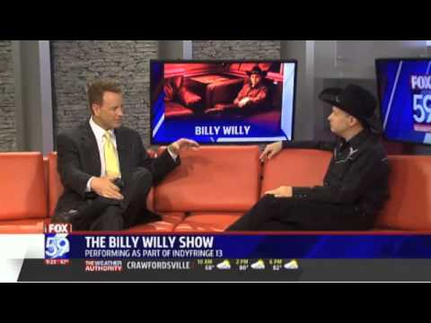 Billy Willy on Fox 59 News