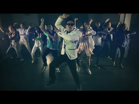 Canton Style by Peter Chao (Gangnam Style Parody)