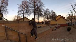 Auch France  city photo : Parkour in Auch (France)