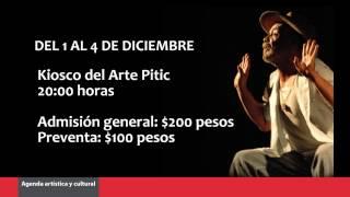 #Cultura Sonora del 30 de noviembre al 4 de diciembre