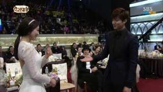 Download Video SBS [2013연기대상] - 베스트 드레서상(이민호) MP3 3GP MP4