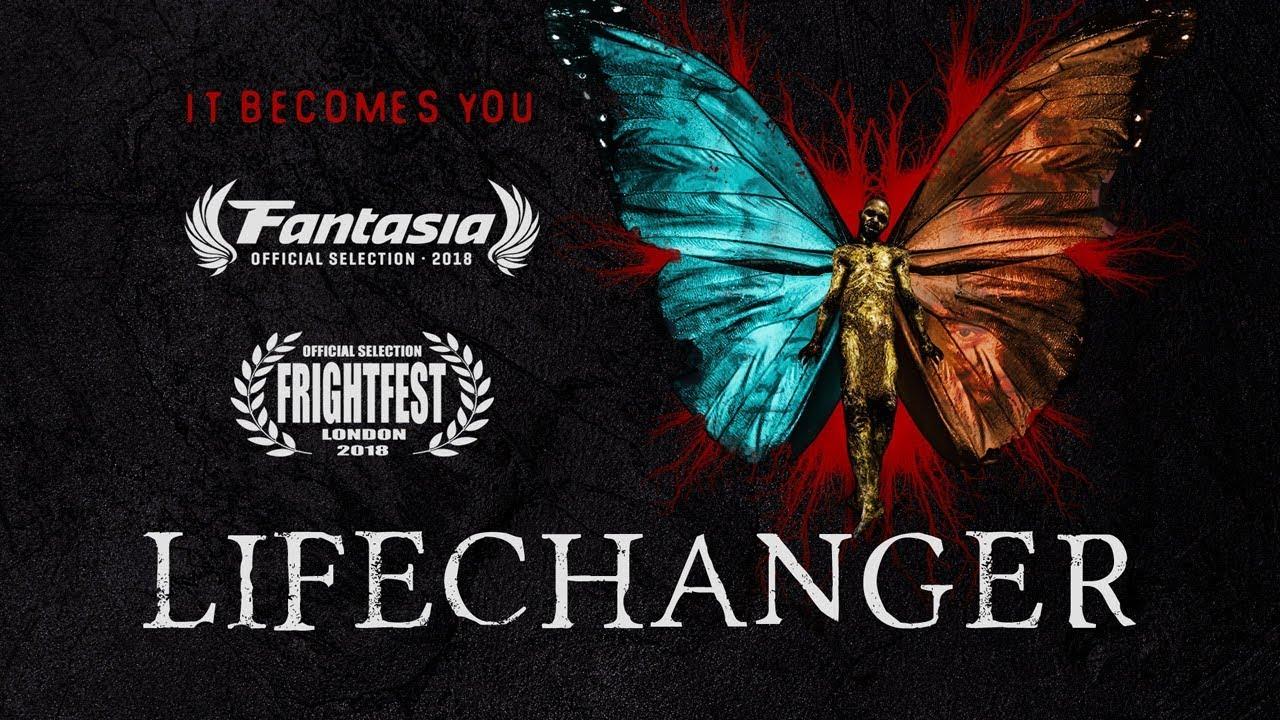 Lifechanger - Official Trailer #1 (horror movie)