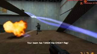 Tfc Scout Gameplay. Very Fast video. Map: 2fort Evil server NeotfScout biraz hızlı oldu ama...