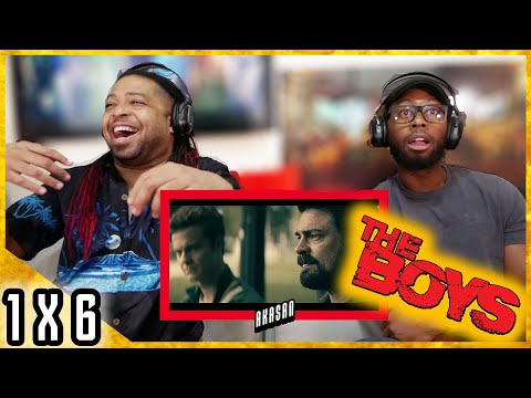 "The Boys Episode 6 Reaction & Review ""The Innocents"""