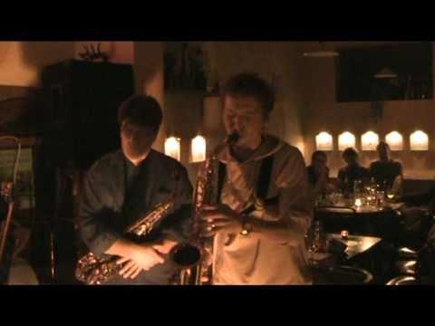 FootPrints - JamSession - Josef Fečo & Skip Wilkins Quartet + JazzPilgrim