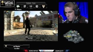 Impact vs compLexity - Game 4 - CWF - MLG Anaheim 2013