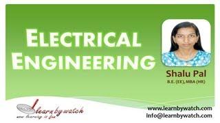Introduction to Electrical Engineering - (Hindi / Urdu)