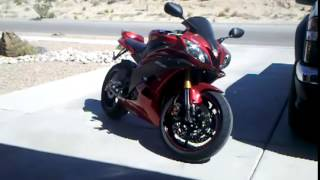 9. 2007 yamaha R6 review