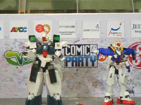World Cosplay Summit 2009 Thai Preliminary Round: Team 19: Gundam 00