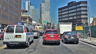 New York (NY) United States  city photos gallery : Driving Downtown - Brooklyn New York City NY USA