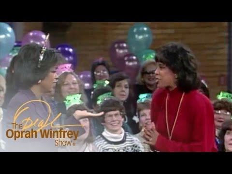 The Surprise Birthday Visit from Gayle That Made Oprah Cry | The Oprah Winfrey Show | OWN