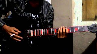 Semakin Sayang Semakin Kejam Gitar Cover Video