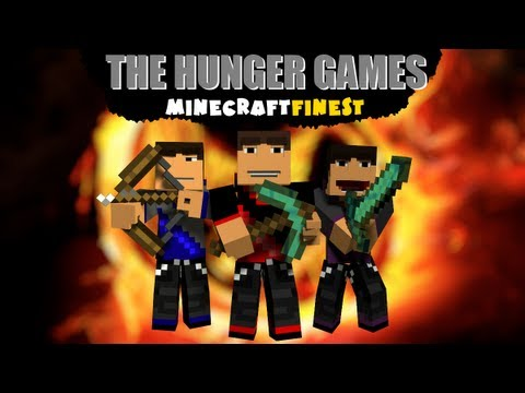 recorded - A Minecraft Server: http://www.Uberminecraft.com This is a series of us playing on survival games which is based off the book and movie 
