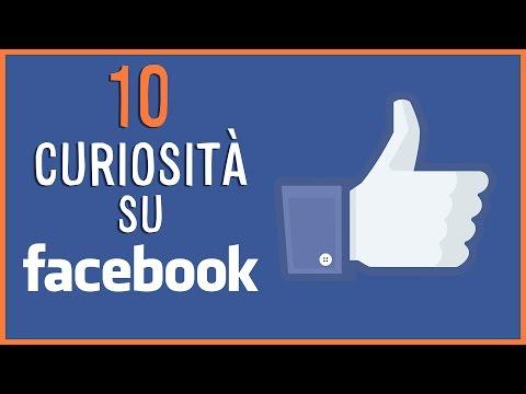 10 curiosità che riguardano facebook