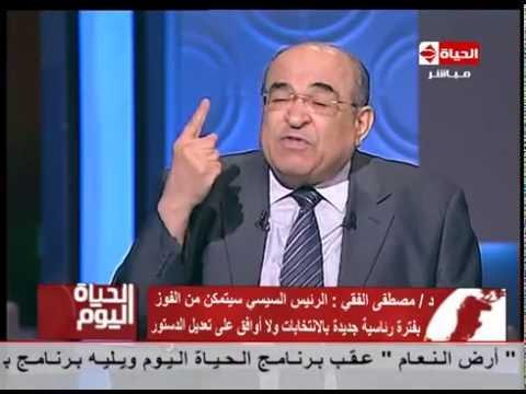 د.  مصطفى الفقي : لهذه الحالات فقط الرئيس السيسي سينجح فى غوض فترة رئاسية ث