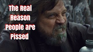 Video The Real Reason Why People Are Pissed at the Last Jedi MP3, 3GP, MP4, WEBM, AVI, FLV Desember 2018