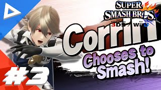 Smash Cut  3: Corrin Moveset Overview and Discussion