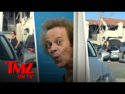 Where's Richard Simmons?   TMZ TV