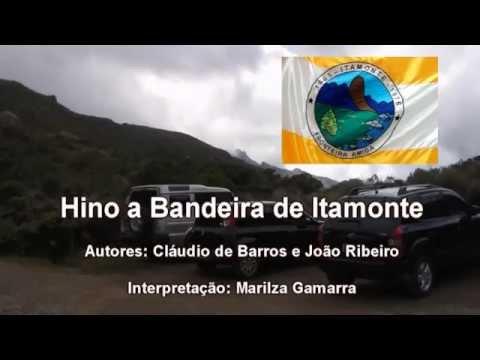 Hino a Bandeira de Itamonte