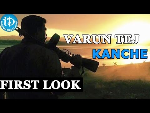 Varun Tej's Kanche Movie First Look