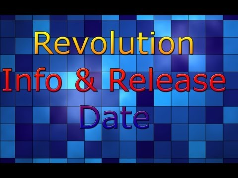 Revoltion - The Revolution DLC For Black Ops 2 is going to be released on Janurary 29th 2013 for the Xbox 360. The PS3 and PC release dates are still unknown. I'll keep ...