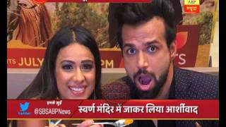 Nia Sharma visits Golden Temple in AmritsarFor latest breaking news, other top stories log on to: http://www.abplive.in & https://www.youtube.com/c/abpnews