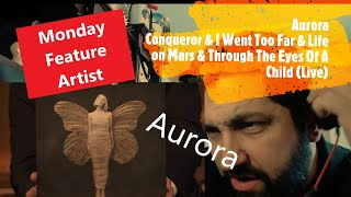 Video Aurora - Feature Artist Reaction 3 videos in 1- plus a bonus video download in MP3, 3GP, MP4, WEBM, AVI, FLV January 2017