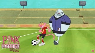 Video Pink on the Pitch | Pink Panther and Pals MP3, 3GP, MP4, WEBM, AVI, FLV Maret 2018