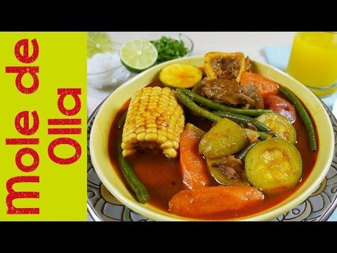 Mole de olla caldo de res comida mexicana mi cocina for Ideas cocina rapida
